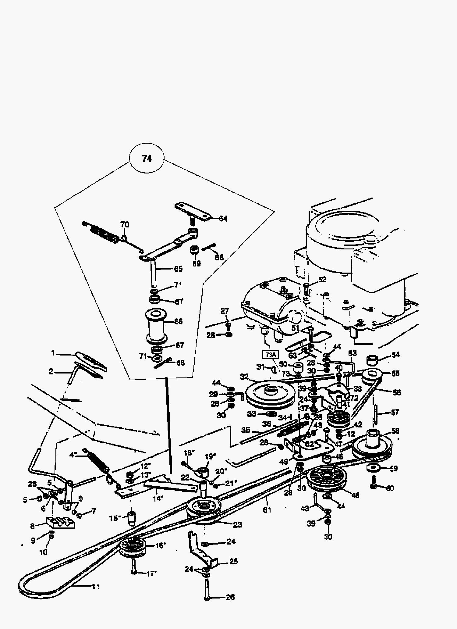 01 mustang bedradings schema