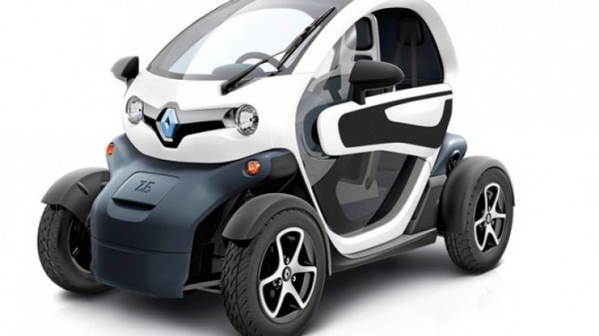 Sick Car Wallpapers Twizy Whizzy Go The Electric Renault Twizy
