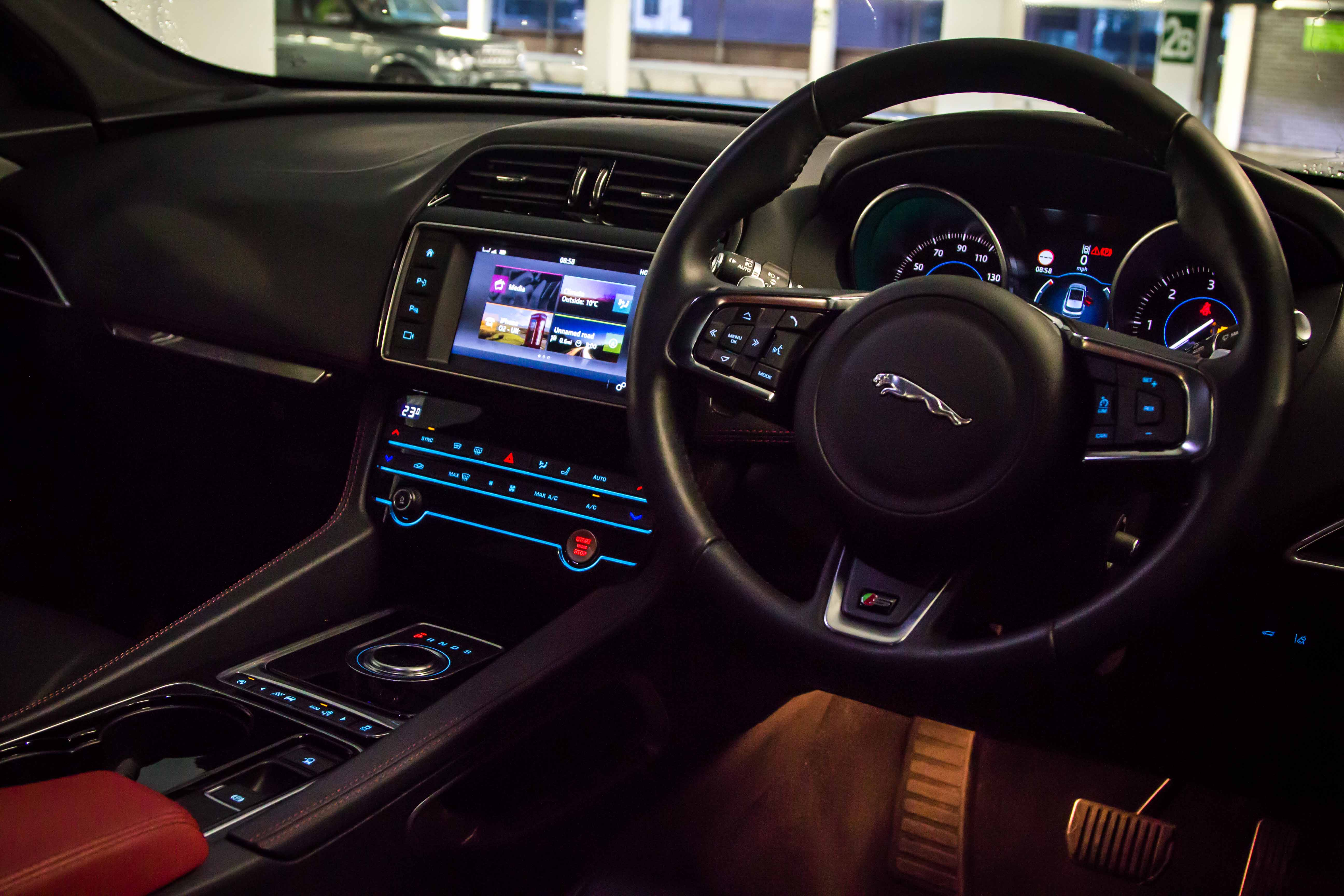Exclusive Car Wallpapers 2016 Jaguar F Pace S Review Practical Capable And Good