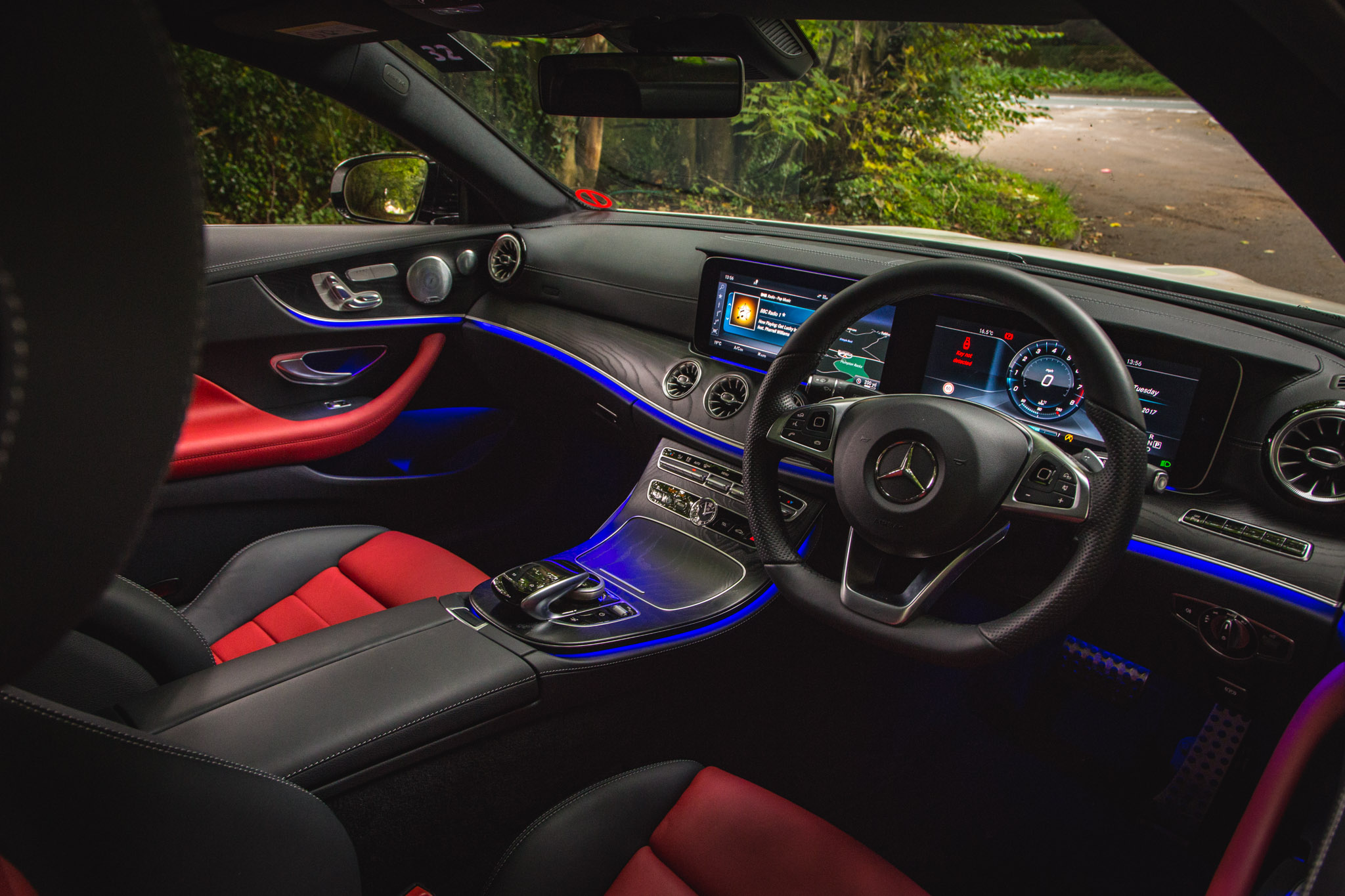 Luxury Car Interior Wallpapers 2017 Mercedes Benz E400 4matic Amg Line Coupe Review