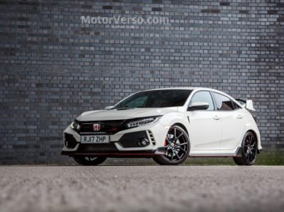Honda Civic Type R Wallpaper FK8 In Championship White