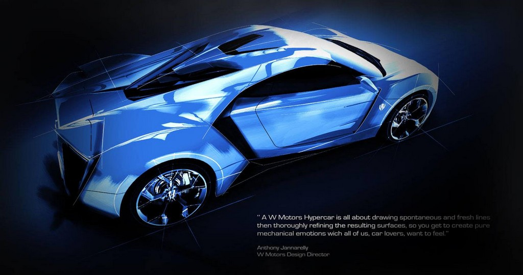 Super Fast Cars Hd Wallpaper W Motors Lykan Supersport Teased