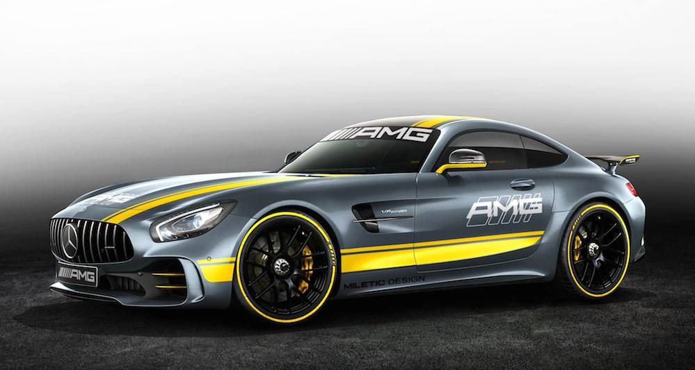 Bmw Car Pc Wallpapers Rendering Mercedes Amg Gt R Gt3