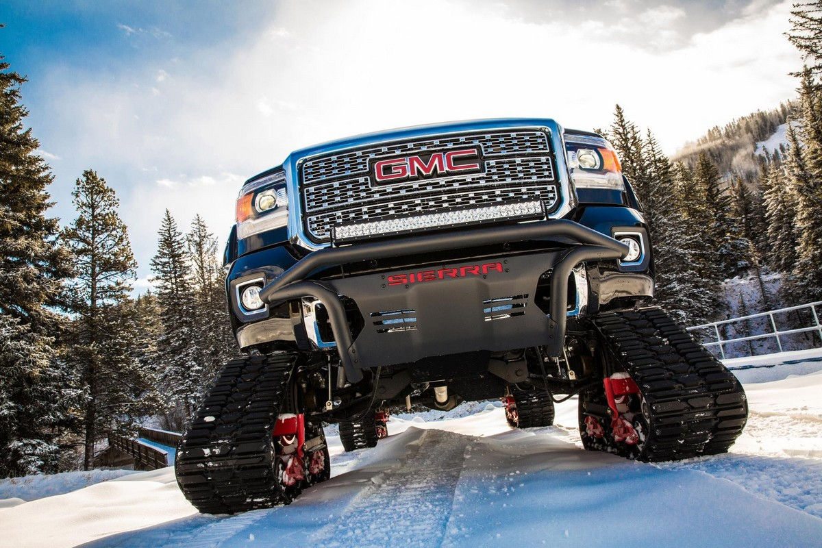 Fall In Colorado Wallpaper 2018 Gmc Sierra 2500hd All Mountain Is The King Of Slopes