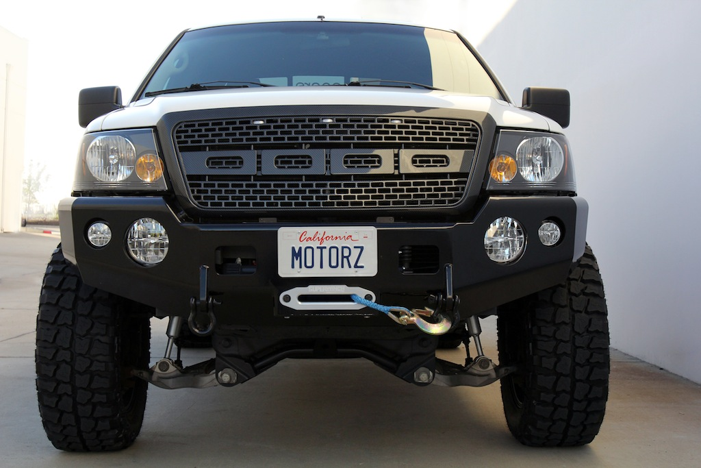2005 Ford F-150 Project Vehicle Motorz TV