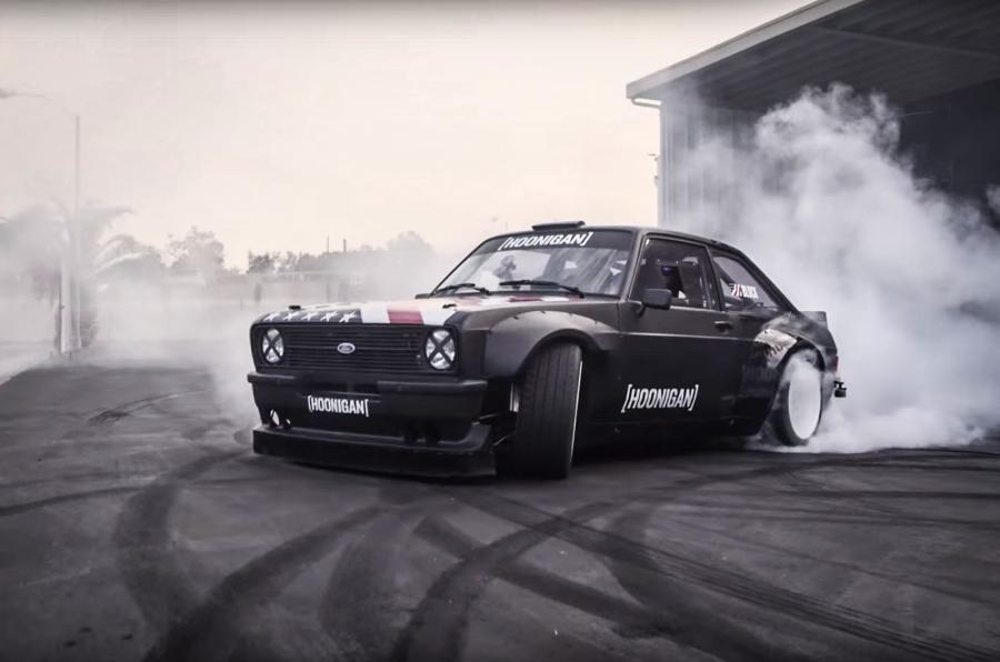 Gymkhana 7 Car Wallpaper Welcome To The Jungle Ken Block S House Of Madness