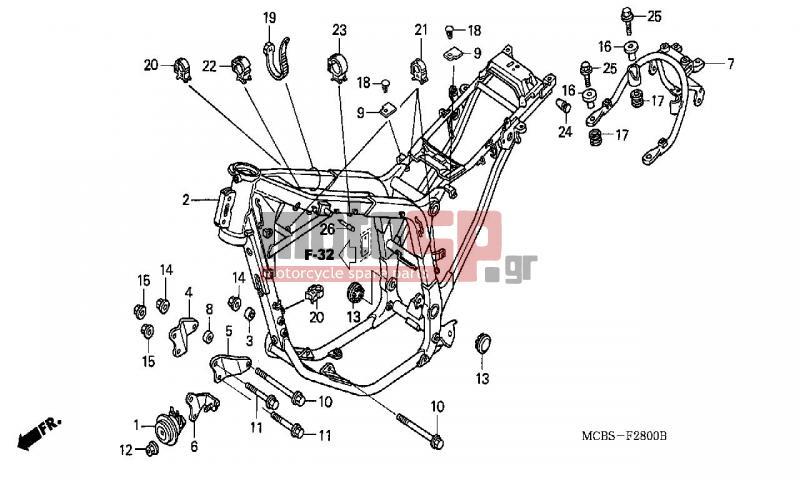 Pleasing Honda Generator Air Filter Replacement Auto Electrical Wiring Diagram Wiring Digital Resources Bletukbiperorg