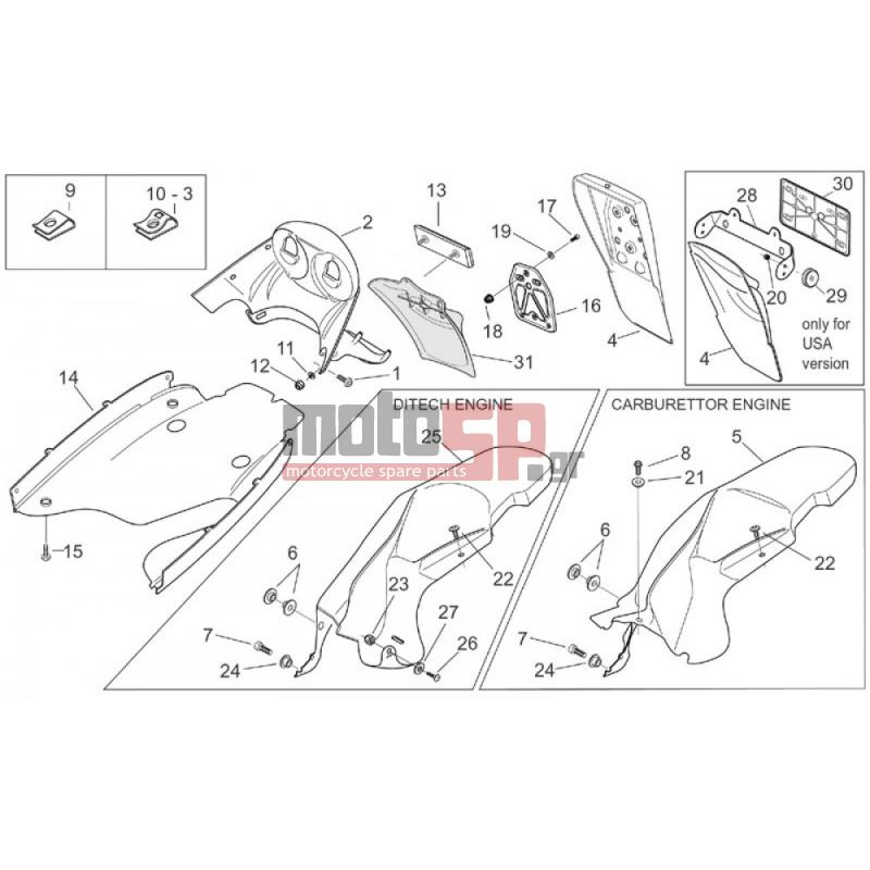 Aprilia Rs 50 Wiring Diagram - Best Place to Find Wiring and