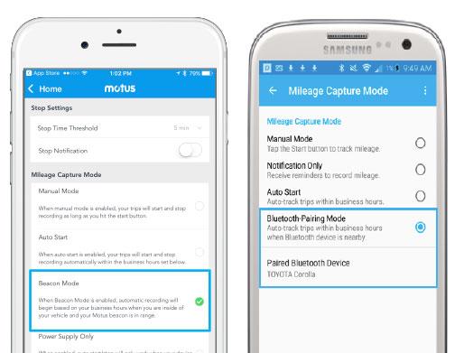 mileage log app - Vatozatozdevelopment