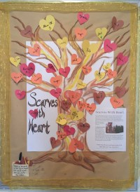 Scarves with Heart - Mountain Phoenix Community School