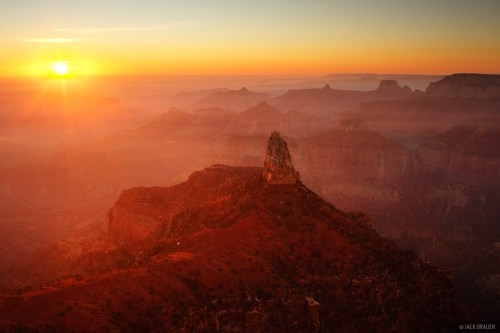 Medium Of Sunrise Grand Canyon
