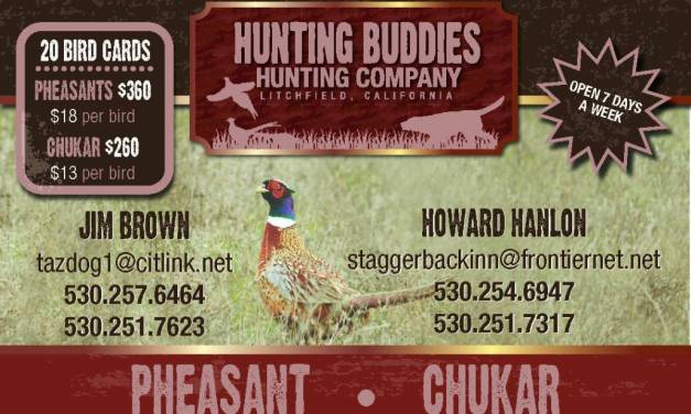 High Desert Hunting Club Welcomes Just One Group at a Time