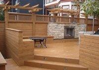 Custom Decks, Railings, & Stairs   Mountain View Sun Decks