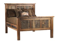 Reclaimed Wood Bedroom Furniture | Josep Homes Collection
