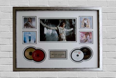 Michael Jackson Display