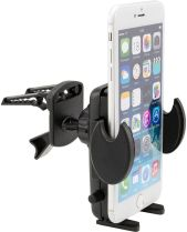 The Arkon Vent Mount will fit the Apple iPhone 7 and Apple iPhone 7 Plus quite well
