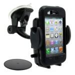 Arkon TravelMount with MegaGrip Cradle for the Apple iPhone SE