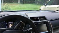 Toyota Camry Interior Dash - where do I mount my device?