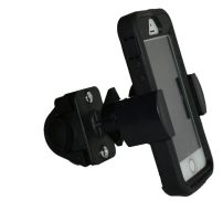 Replace a Garmin Zumo with a Smartphone using this Arkon RoadVise Mount