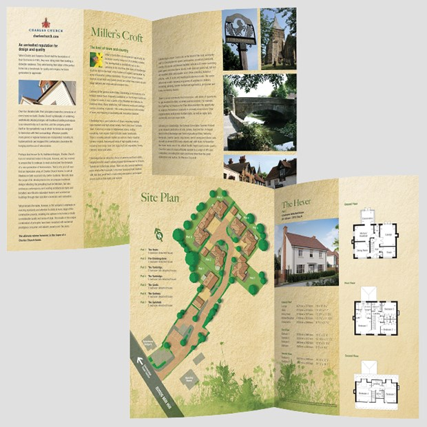Charles Church - Property Brochure - Man or Mouse Studio Ltd