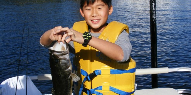 Fishing excursions at walt disney world archives for Bass fishing disney world