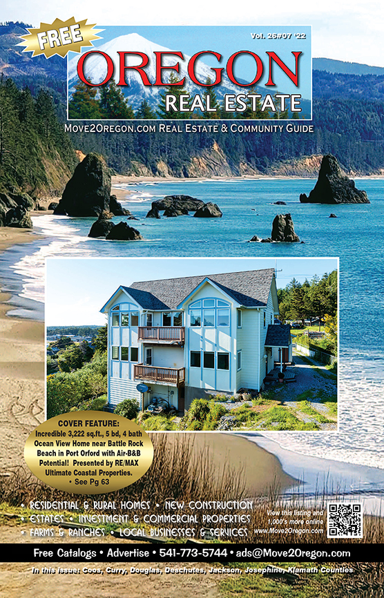 Move2Oregon - Oregon Real Estate and Homes for Sale