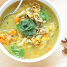 Asian Healing Chicken Soup Recipe