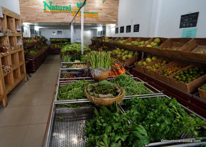 organic groceries in phnom penh move to cambodia