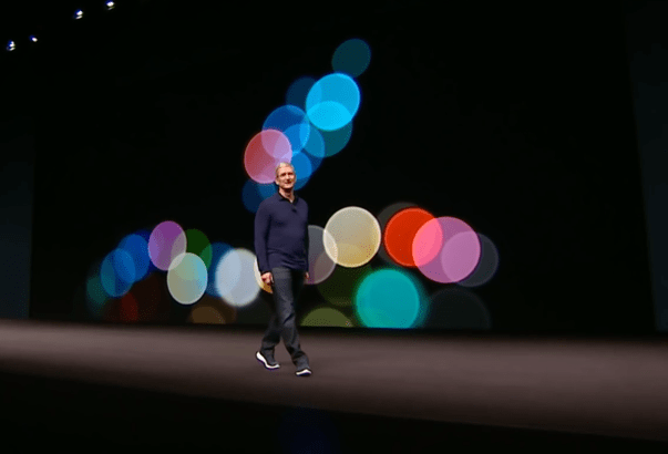 Apple Keynote 2016