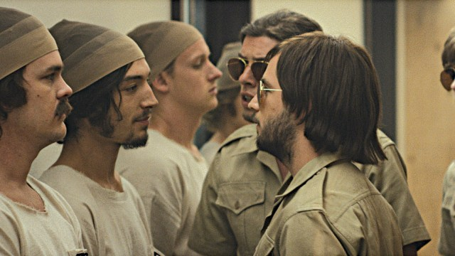 stanford prison experiment review A stanford university psychology professor set up a fake prison and students play the roles of prisoners and guards it got out of hand.