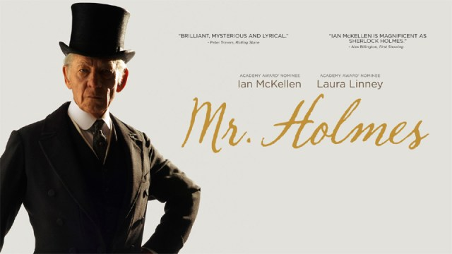 Mr Holmes movie review