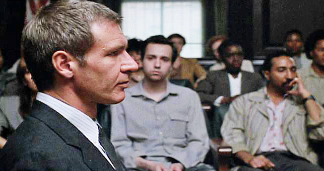 Screen Power Harrison Ford Fisher - Presumed Innocent