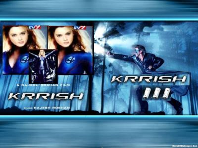 Krrish 3 (2013) - Movie HD Wallpapers