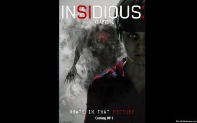 Insidious Chapter 2 (2013) Wallpaper