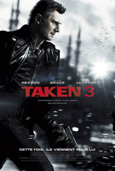 Taken 3 (2015) - Movie HD Wallpapers