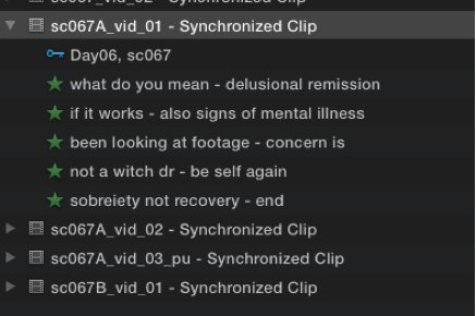 RED and FCPX Workflow