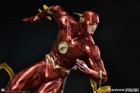 DC Comics - The Flash Justice League New 52 - Sideshow ...