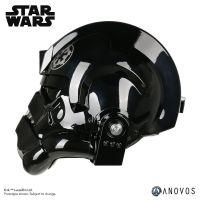 Star Wars Replica - TIE Pilot Helmet Lt. OXIXO Variant ...