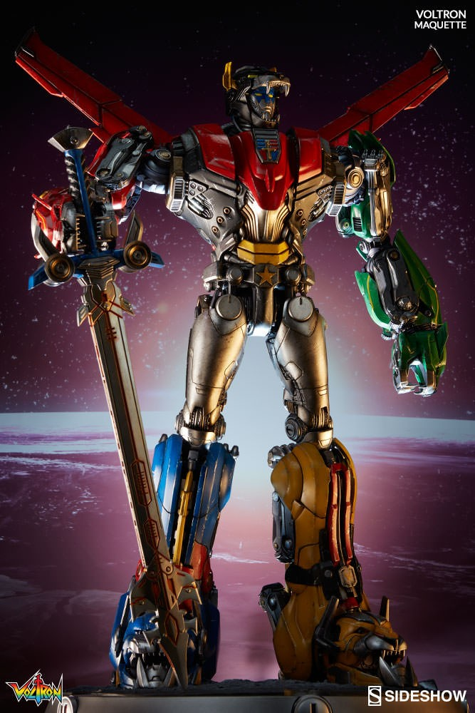 Hd Wallpapers Best Collection Voltron Maquette Sideshow Collectibles Statue Movie Mania