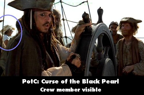 Pirates of the Caribbean: The Curse of the Black Pearl ( 2003 )