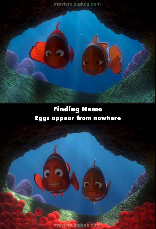 Princess Quotes Wallpaper Finding Nemo Movie Mistake Picture 7