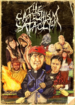 Download Filem The Catechism Cataclysm 2011 Dvdrip US dvd cover for The Catechism Cataclysm x