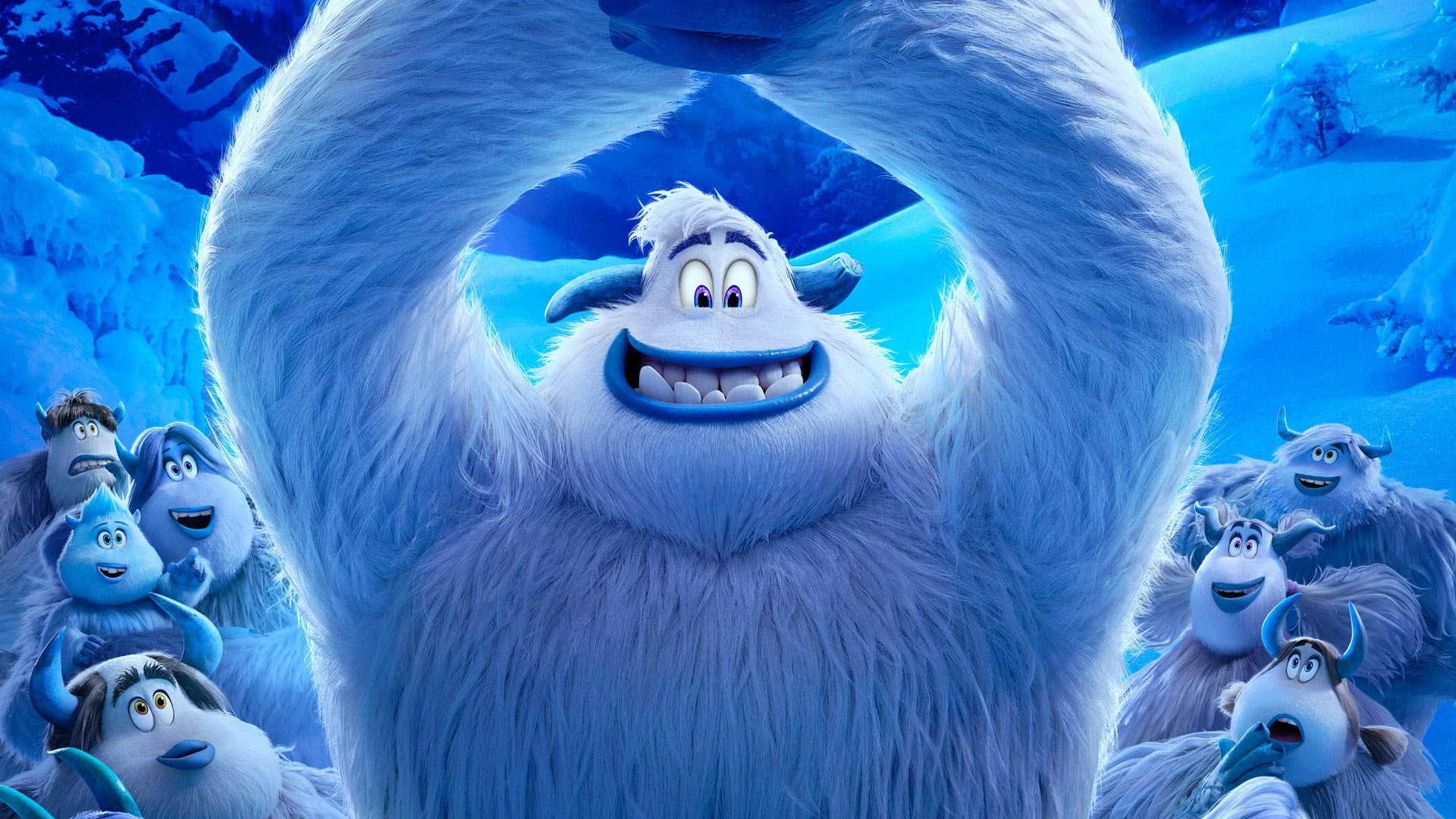 Lebron James Animated Wallpaper New Smallfoot Trailer Movies For Kids