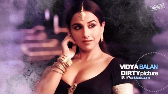 Vidya balans bold and beautiful in dirty pictures