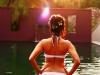 Sunny Leone in Hot Bikni Saree in Jism 2