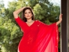 Sunny Leone in Sexy Red Hot And Sexy Saree in Jism 2