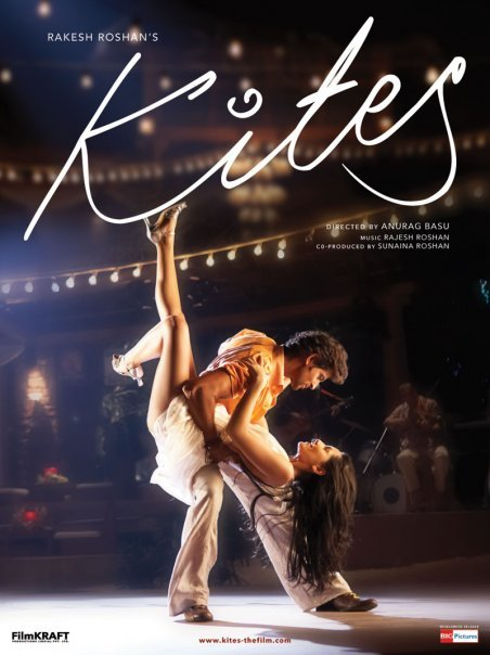 Kites Movie Poster