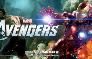Marvel's The Avengers Movvie Poster And Trailer 2012