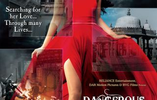 Dangerous Ishq Movie Poster And Trailer 2012