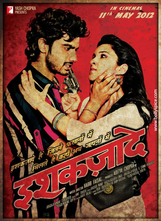 Ishaqzaade Title Video Song